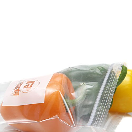 ZIP IT Double Zipper Two Gallon Bag Box of 100 (2 Gal Ziplock Freezer Bags compare prices)