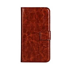 GENERIC Wallet Style Solid Color PU Leather Full Body Case with Stand and Card Slot for Nokia Lumia 830 (Assorted Colors) #02195158