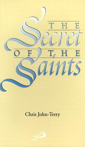 The Secret of the Saints, CHRIS JOHN-TERRY