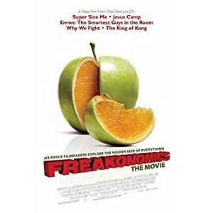 (27x40) Freakonomics Movie Poster