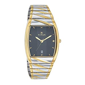 Titan Men 9315BM02 Wrist Watch