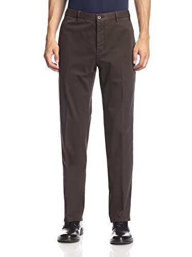 Zanella Men's Garment-Dyed Chinos