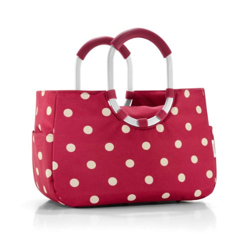 Reisenthel LOOPSHOPPER M ruby dots OS3014