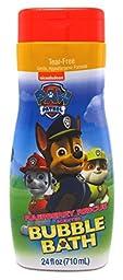 Paw Patrol Bubble Bath 24oz Raspberry Rescue (2 Pack)