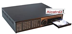 ALD-410D 4 CHANNEL DUAL-CODEC DVR, H.264 & JPEG2000 WITH DVD BURNER