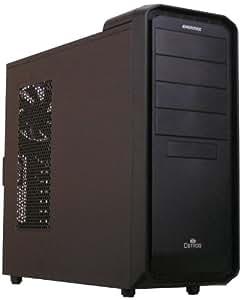 ENERMAX Micro ATX、ATX対応 PCケース Ostrog Black ECA3252-B
