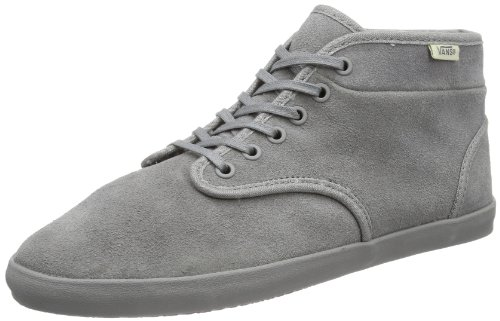 Vans W HOUSTON (FLEECE) FROST Trainers Womens Gray Grau ((Fleece) frost gray) Size: 38.5