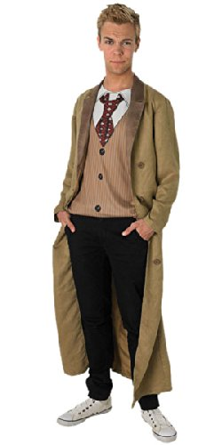 Rubies Costume 10Th Doctor Who, Extra Large 42-44