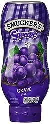 Smucker's Squeeze Grape Fruit Spread…