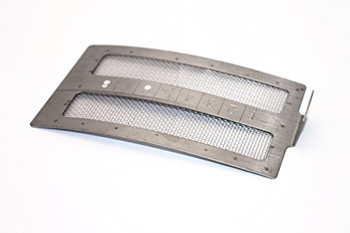 BBQ METAL MESH for Classic B Series vision grill Stainless Draft Door (Vision Grill B Series compare prices)