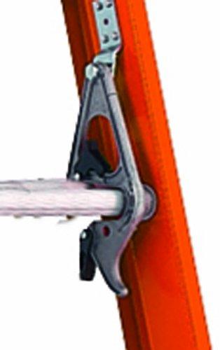Louisville Ladder Fe3216 Fiberglass Extension Ladder 300