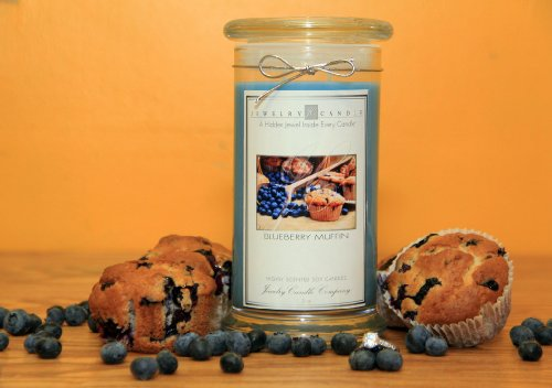 Blueberry Muffin Jewelry Candles By Jewelry Candle Company