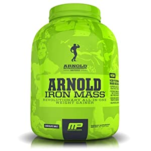 Arnold Schwarzenegger Series 2.27Kg Chocolate Malt Iron Mass