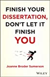 img - for Finish Your Dissertation, Don't Let It Finish You! book / textbook / text book