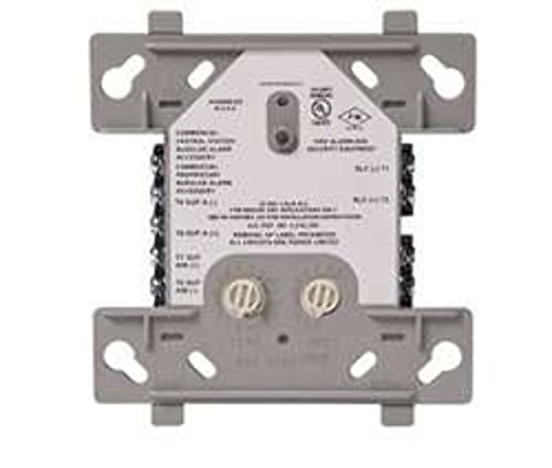 Fire-Lite Mmf-302 Addressable Monitor Module, One Style B (Class B) Initiating Device Circuit For Monitoring Compatible 2-Wire Smoke Detectors, Includes Polling Led