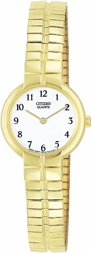 Citizen Quartz Expansion Ladies Watch - EK5462-92A