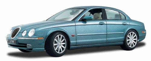 Maisto Jaguar S-Type 1:18 Scale (1 18 Jaguar S Type compare prices)