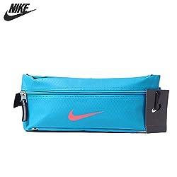 Nike Team Training Polyester Waist Pack, Men's (Blue)