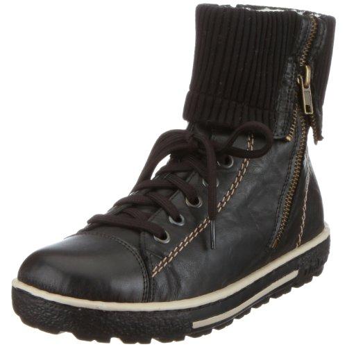 Rieker Antistress Z8760, Damen Stiefel, Schwarz (schwarz/schwarz/schwarz 00), EU 36