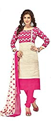 K Mart Cotton Printed Salwar Suit Dupatta Material Unstitched 15012