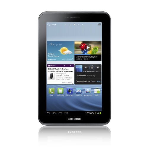 Samsung Galaxy Tab 2 (7-Inch, Wi-Fi) 2012 Model