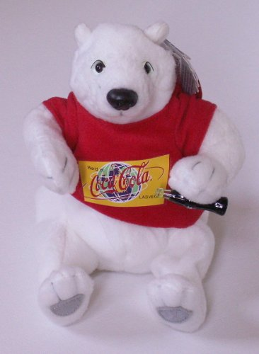 Exclusive Collectible Coca Cola Polar Bear in