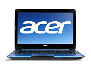 Acer Aspire One AO722-0667 11.6-Inch HD Netbook (Blue)