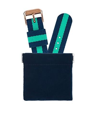 Gaspard Sartre Uhrenband L' Imposante blau/grün