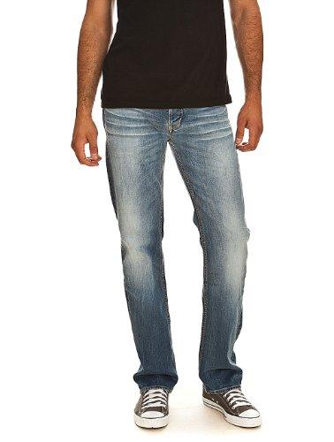 Jeans Rebel Sophisticated D Blue Guess W30 L34 Men's