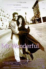 MR. WONDERFUL ORIGINAL MOVIE POSTER