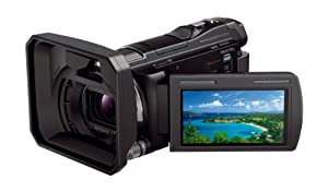 Sony HDR-PJ650V High Definition Handycam Camcorder with 3.0-Inch LCD (Black)