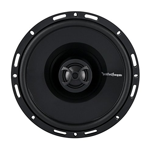 Best 6.5 Speakers - Rockford P1650 Coaxial 6.5 2 Way Speakers