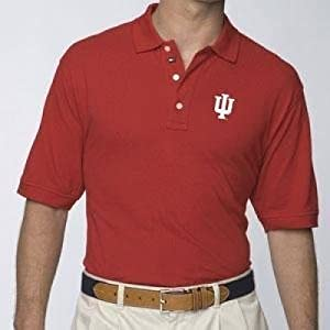 Indiana Hoosiers Tommy Hilfiger Club Polo by SportShack INC