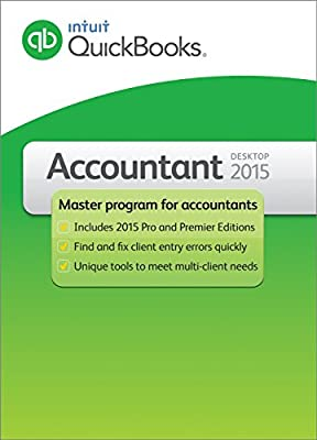 QuickBooks Accountant 3 User
