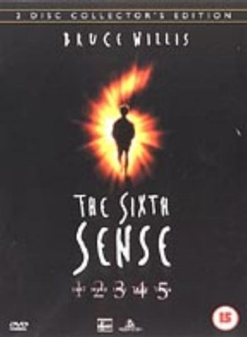 The Sixth Sense - 2 Disc Collector's Edition [DVD] [1999]