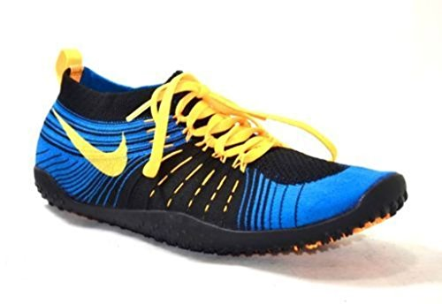 best sneakers ea54d 63edc Nike Free Hyperfeel Tr Blue black-laser Orange Mens Training Shoes 638073  004 Sz 7.5 (25.5 Cm)