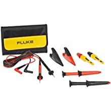 Fluke TLK281 SureGrip Automotive Test Lead Kit