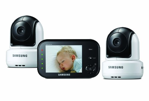 Buy Samsung UltraVIEW 2-Camera Baby Monitoring System (SEW-3038W)