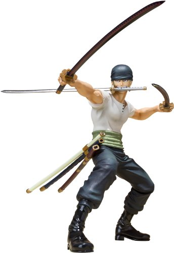 bandai tamashii roronoa	zoro battle version