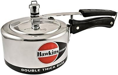 Hawkins Ekobase Pressure Cooker, 2.0 Litre by Hawkins