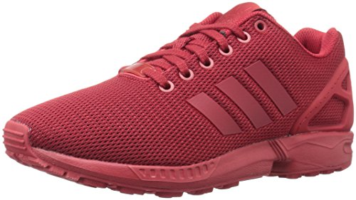 Adidas Originals Men's ZX Flux Fashion Sneaker, Power Red/University Red/Cardinal, 10 M US
