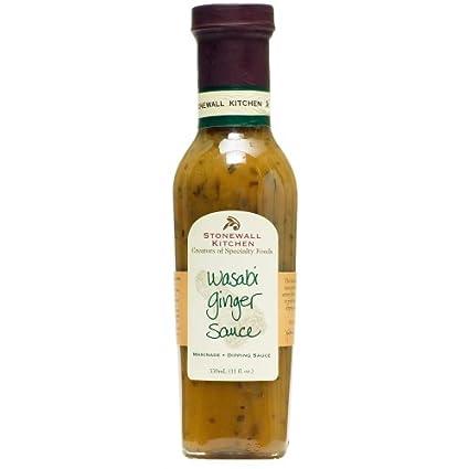 Wasabi Ginger Sauce Wasabi Ginger Sauce 11