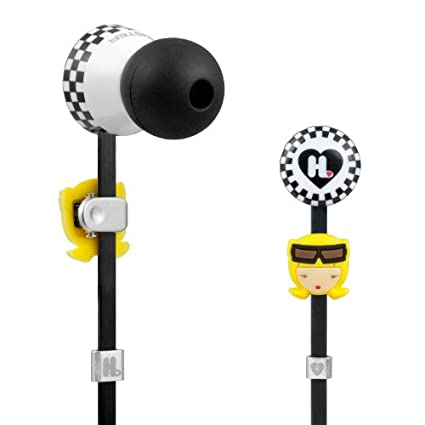 Monster Harajuku Lovers Wicked 128691 Headset
