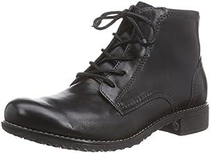 Tamaris 25235, Bottes Classiques Femme - Noir (black Leather 003), 42 EU