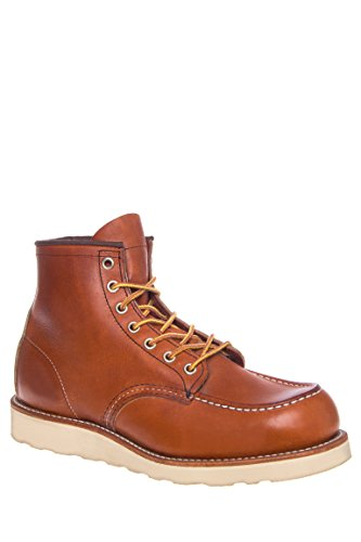Red Wing Men's 875 Classic Work Flat Boot - Oro