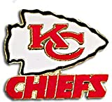 NFL Kansas City Chiefs Logo Pin at Amazon.com