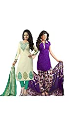 Yashika Exclusive Dress Material Combo for Women