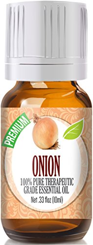 Onion 100% Pure, Best Therapeutic Grade Essential Oil - 10ml