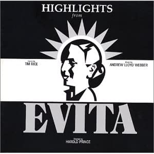 Various Artists - Evita (Highlights)