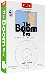 Roxio Boom Box - Essential Software for your iPod (Mac)